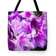 Flowers 2078 Neo Tote Bag
