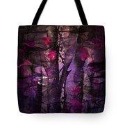 Flowers Among Thorns Tote Bag