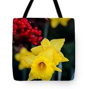 Flowers And Berries 030515aa Tote Bag