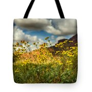 Flowers Are Food For The Soul  Tote Bag