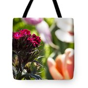 Flowers At Dallas Arboretum V13 Tote Bag