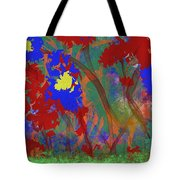 Flowers At Rest Tote Bag