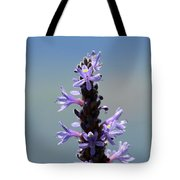 Flowers By The River  Tote Bag