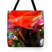 Flowers For A Loved One Tote Bag