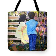 Flowers For Her Tote Bag