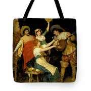 Flowers For Music Tote Bag