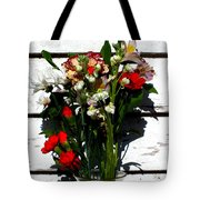 Flowers For My Petal Tote Bag
