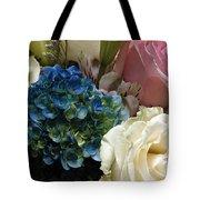 Flowers For Zoe Ellen Tote Bag