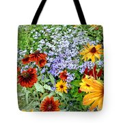 Flowers Galore 2 Tote Bag