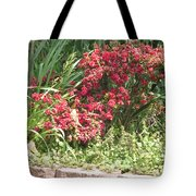Flowers Greens Parks And Neighbourhood Cherryhill Nj America          Tote Bag