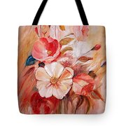 Flowers I Tote Bag