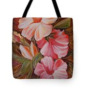 Flowers II Tote Bag