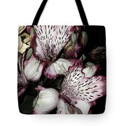 Flowers In Bloom Tote Bag