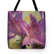 Flowers In Bloom Tote Bag