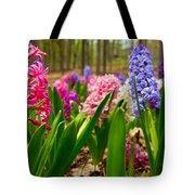 Flowers In Michigan  Tote Bag