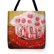 Flowers In The Frosting Tote Bag