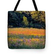 Flowers In The Meadow Tote Bag