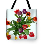 Flowers  Just  For  You Tote Bag