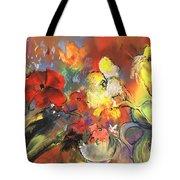 Flowers Of Joy Tote Bag