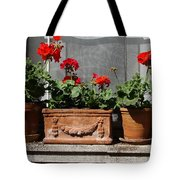 Flowers Of New York Tote Bag