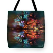 Flowers Of The Night Tote Bag