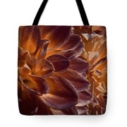 Flowers Should Also Turn Brown In Autumn Tote Bag
