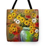 Flowers - Still Life Tote Bag