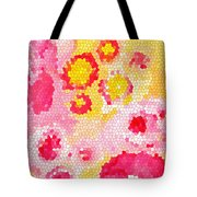 Flowers Vii Tote Bag