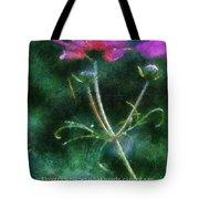 Flowers Whisper 02 Tote Bag