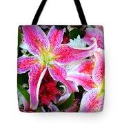 Flowerz Tote Bag