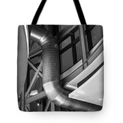 Flowing Duct Tote Bag