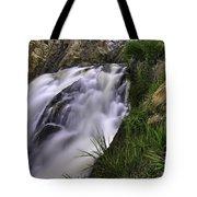 Flowing Glow Tote Bag