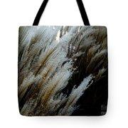 Flowing In The Wind Tote Bag