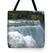 Flowing Strong Tote Bag
