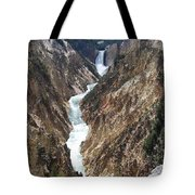 Flowing Through Tote Bag
