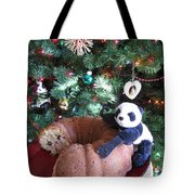 Floyd Celebrates The New Year With Almond Bundt Cake Tote Bag