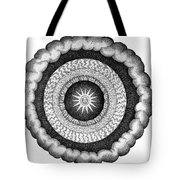 Fludds Cosmic Realms 1617 Tote Bag