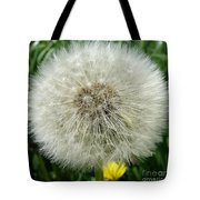 Fluffy Tote Bag