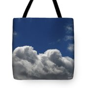 Fluffy Clouds 1 Tote Bag