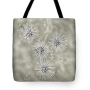 Fluffy Dandelions  Tote Bag