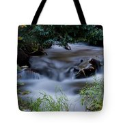 Fluid Beauty Tote Bag