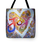 Fluid Joy Tote Bag