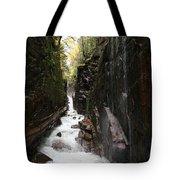 Flume Gorge Franconia Notch Tote Bag