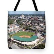 Fluor Field At The West End Greenville Tote Bag