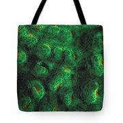 Fluorescent Corals, Mycedium Tote Bag