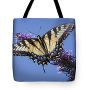 Fluted Swallowtail Tote Bag
