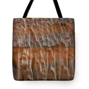 Fluted Wall Tote Bag