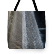 Fluted Water Tote Bag
