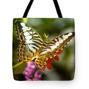 Fluttering Tote Bag