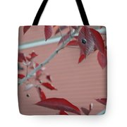 Fluttery Flattery Tote Bag